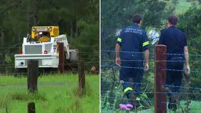 Man found dead inside car swept away in QLD floodwaters