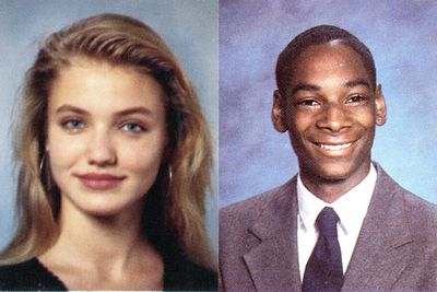 These two were a year apart at Long Beach Polytechnic High School in California.