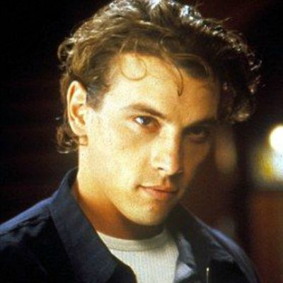 Skeet Ulrich/Billy Loomis: Then
