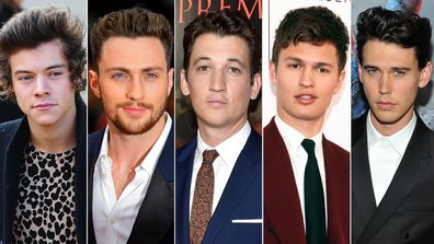 Ansel Elgort, Aaron Taylor-Johnson, Miles Teller, Harry Styles and Austin Butler in the running to play Elvis Presley in biopic