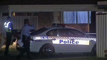 Man dies in Perth driveway during midnight brawl