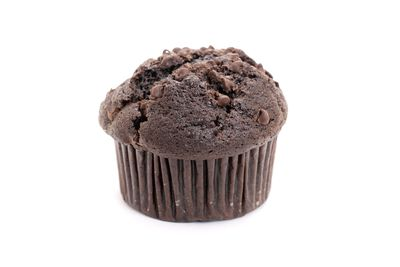 Choc chip muffin: 9 teaspoons of sugar