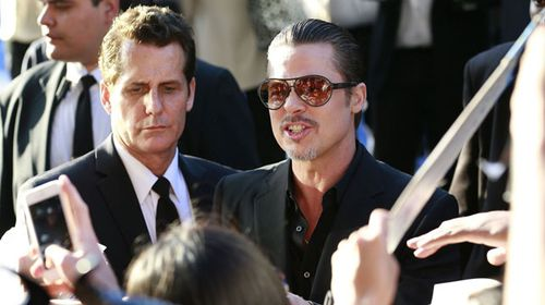 Alleged Brad Pitt attacker charged in LA