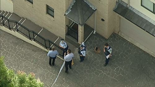 Police are investigating after a woman's body was found in Forestville in Sydney's north. (9NEWS)