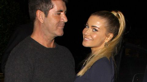 Chick magnet: Simon Cowell confirms he's dating Carmen Electra