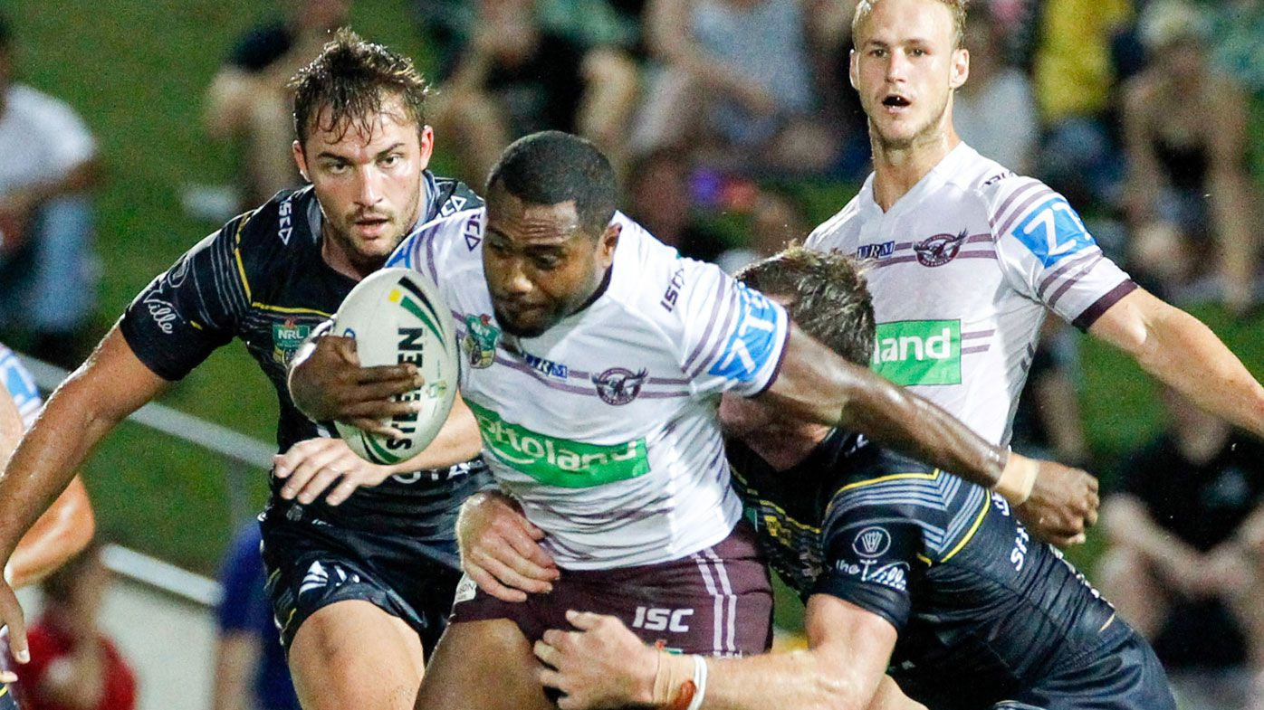 NRL preview: Manly Sea Eagles vs North Queensland Cowboys