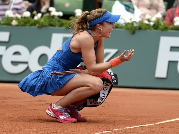French Open line call blunder sparks angry rebuke