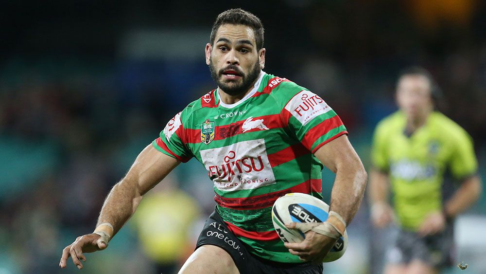 Greg Inglis has his eyes on the fullback spot at the Rabbitohs. (AAP)