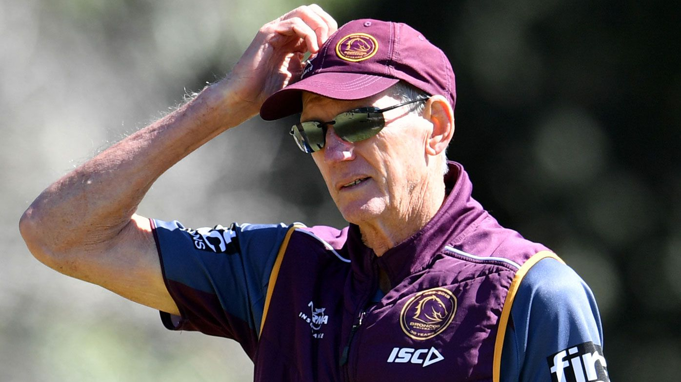 Wayne Bennett's time up as coach of Brisbane Broncos following inglorious finals exit: Joey
