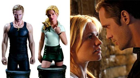 True Blood stars immortalised by action figures