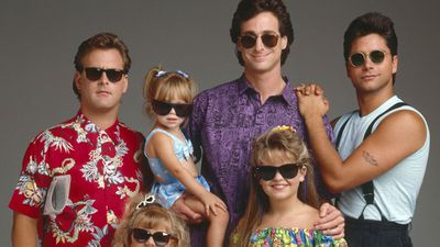 The Full House cast.