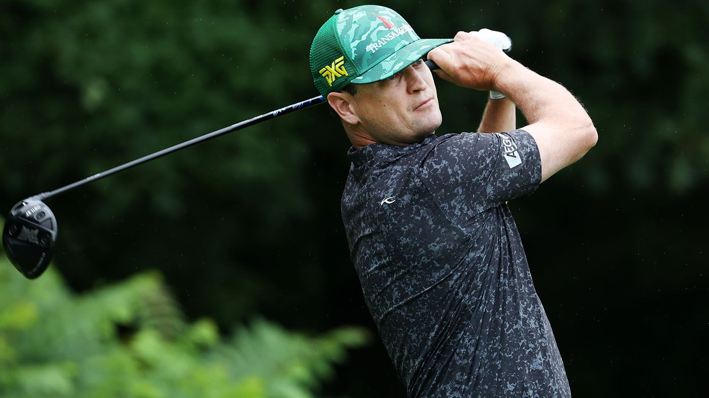 Ex-British Open champion Zach Johnson out of tournament due to COVID-19 positive