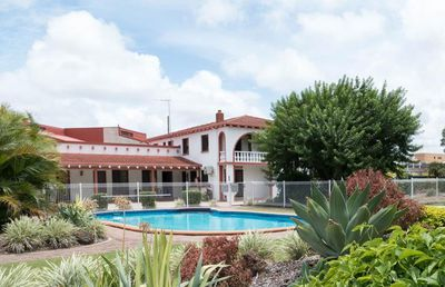 3. Bundaberg Spanish Motor Inn, Qld