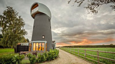 <strong>Crumbling windmill gets a radical transformation</strong>