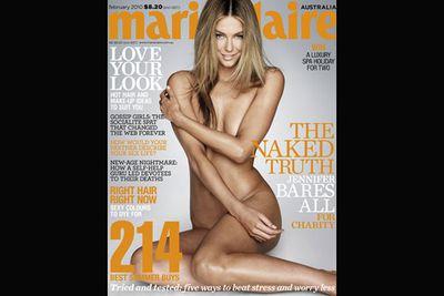 <i>Marie Claire</i>, January 2010