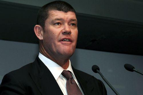 James Packer resigns as Crown Resorts director