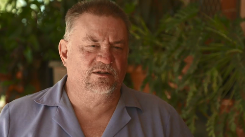 Dr PJ Spafford says residents in Katherine, NT, have recorded high levels of PFAS chemicals.