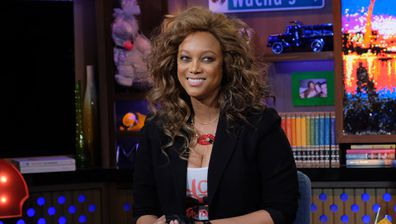 Tyra Banks, Watch What Happens Live, studio, interview