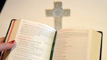 church religion bible