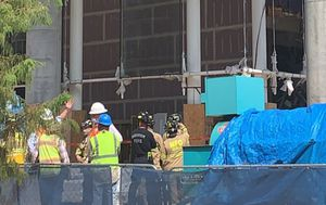 Three workers killed after building collapses in Texas