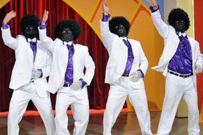 A blackface skit that aired on <i>Hey Hey It's Saturday</i> in 2009 drew hundreds of complaints from viewers. 'The Jackson Jive' had performed on the show twenty years earlier without raising any eyebrows, but this time around the group was accused of being extremely offensive.