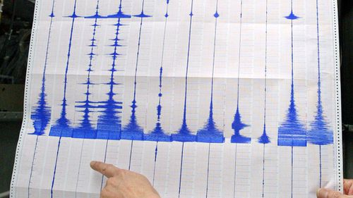 Estimated magnitude 4.4 earthquake hits northwest of Wellington