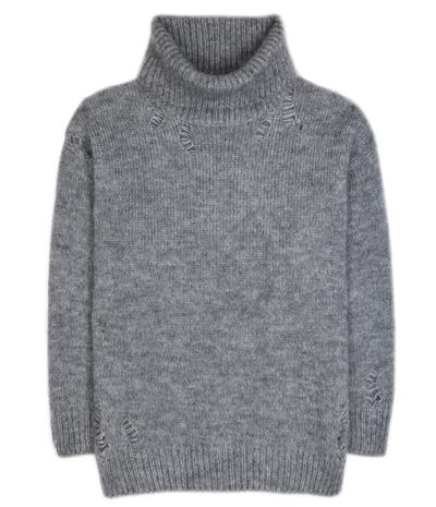 "<a href=""http://www.mytheresa.com/en-au/mohair-blend-turtleneck-sweater-557039.html?utm_source=affiliate&amp;utm_medium=polyvore.au"" target=""_blank"">Saint Laurent mohair sweater, $1459, at MyTheresa.com</a>"