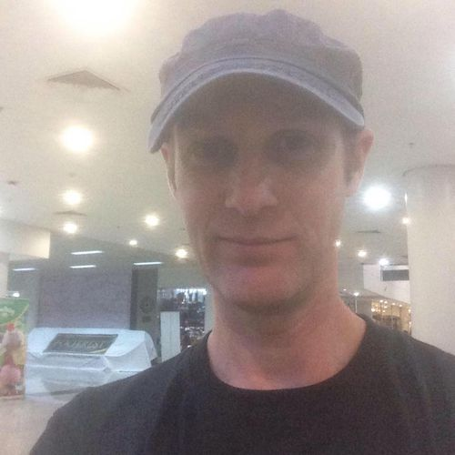 Steven Van Meeteren was left bleeding behind the counter of Carmichael's Corner Store in Wyong, after allegedly being held down and stabbed eight times.