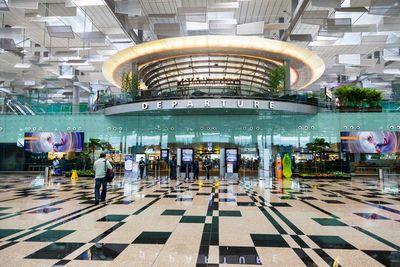 <strong>#4 Changi Airport [SIN, CHANGI, SINGAPORE]</strong>