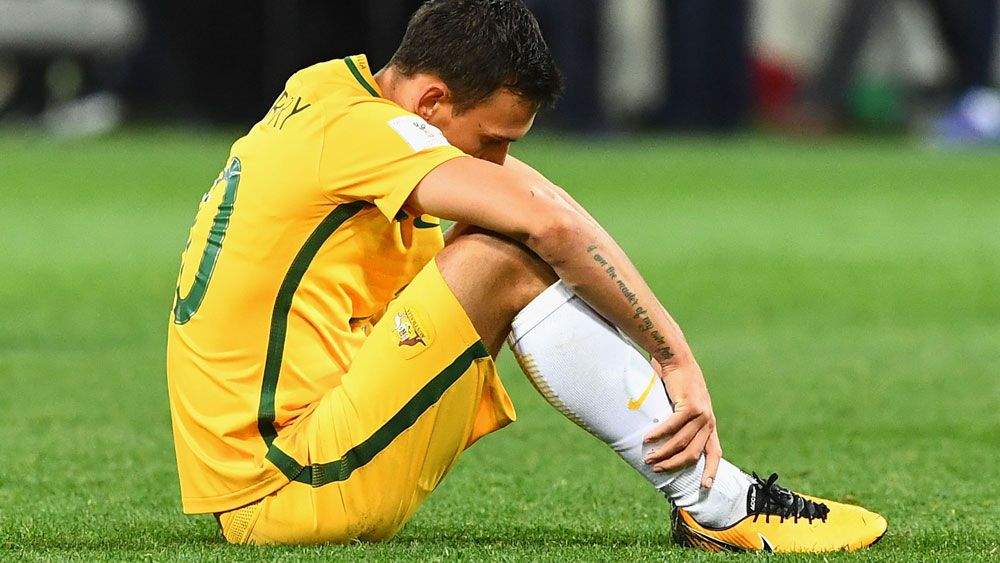 Australia Socceroos forced into torturous World Cup playoffs on road to Russia for 2018