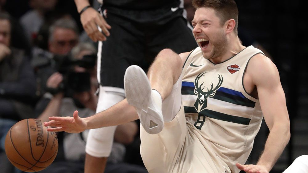 Injured Australian guard Matthew Dellavedova ruled out of NBA for four weeks