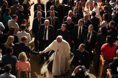 But Benedict never acknowledged the Vatican's role in fueling a culture of cover-up, and Francis provided no new details of any measures he would take to sanction bishops who fail to protect their flocks from predator priests.