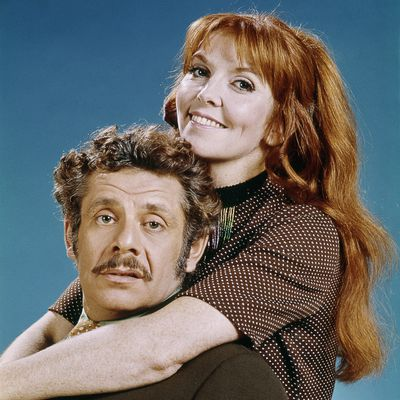 Jerry Stiller and Anne Meara: 1960s