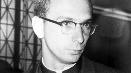 John Feit in the 1960s.