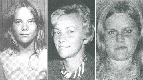 The McCulkin family: Vicki, Barbara and Leanne. (AAP)