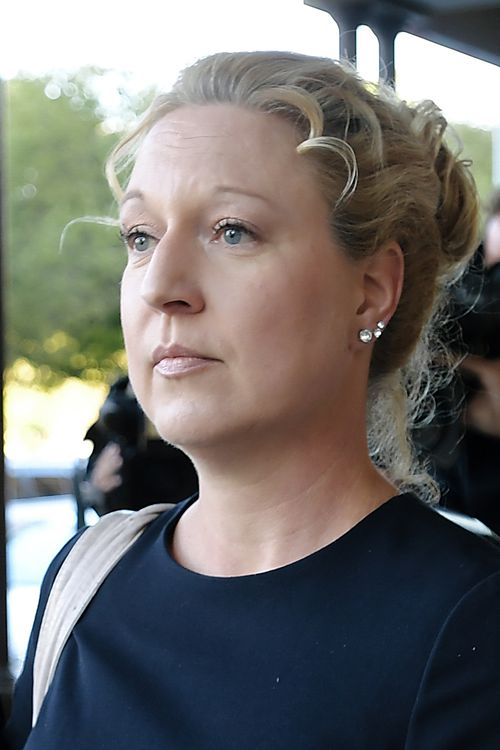 In a series of texts released by the court, Schmoock tried to persuade the boy to have sex with her. (AAP)