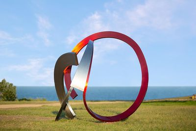 <strong>LAST WEEKEND FOR SCULPTURE BY THE SEA</strong>