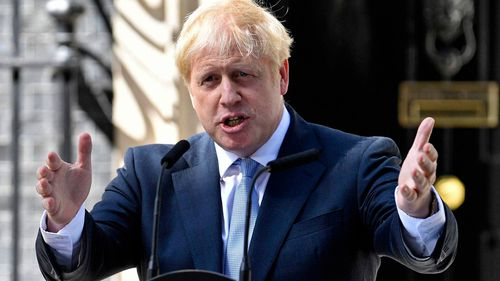 "Boris Johnson has vowed to deliver Brexit - ""no ifs or buts""."