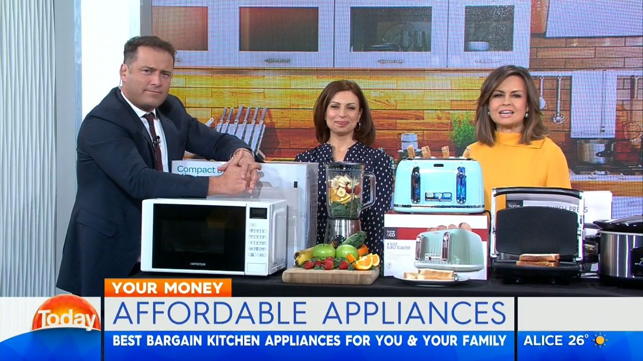 Affordable appliances