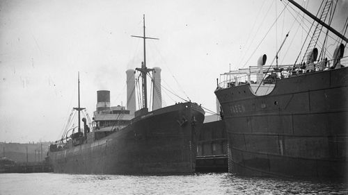 The SS Iron Crown was sunk on 4 June 1942 while travelling through Bass Strait.