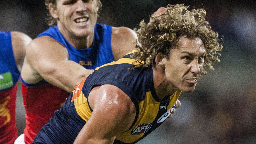 West Coast Eagles star Matt Priddis announces retirement from AFL at end of 2017