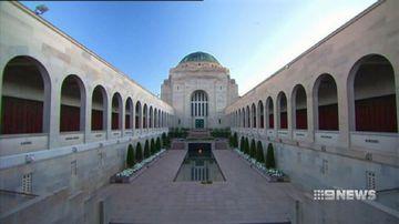 VIDEO: Australian War Memorial celebrates 75 years
