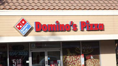 #5 Domino's pizza