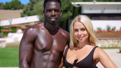 Marcel and Gabby were a strong couple on Love Island UK.