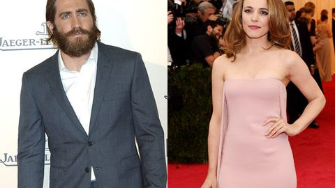 Are they an item? Jake Gyllenhaal and Rachel McAdams spotted on second date