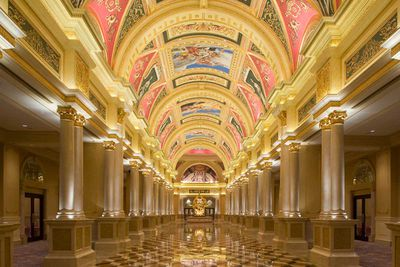 <strong>10. The Venetian, Macao</strong>