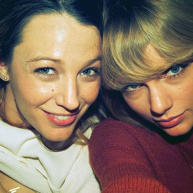 Blake Lively, Taylor Swift, selfie