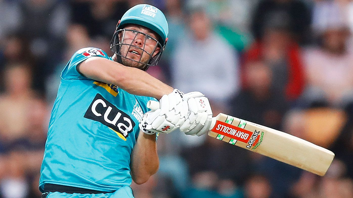 Chris Lynn leads Heat to bounce-back BBL win