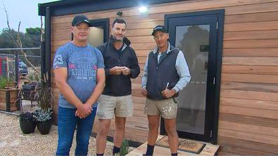 Blockheads unveil new wildlife hospital for bushfire-ravaged Kangaroo Island