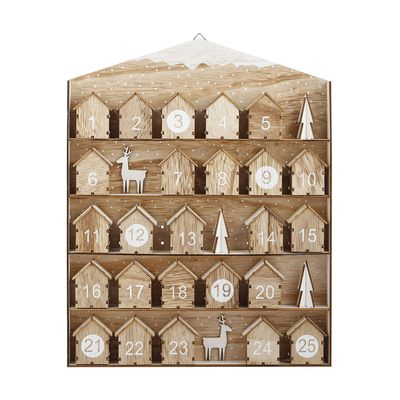 "<a href=""http://www.kmart.com.au/product/mini-house-advent-calendar/1813810"" target=""_blank"">Kmart Mini House Advent Calendar, $12.</a>"